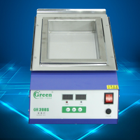 格润 GR200S镀钛锡炉的特点