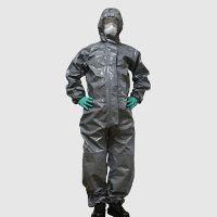 梅思安MSA 14581 连体式防化服