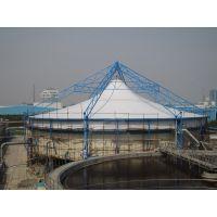陕西膜结构污水池加盖污水池膜结构工程
