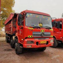 山西忻州供应大量东风本部前四后八自卸车,轻量化,标吨,国三