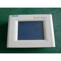 6AV6545-0BA15-2AX0触摸屏通电亮灯但不工作是什么原因?