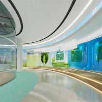 东莞企业展厅设计制作公司 广州展厅装修公司