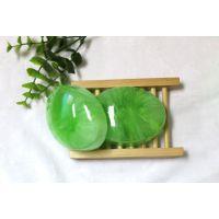 芦荟精油皂 抗菌消炎美白保湿 厂家直供 OEM贴牌加工