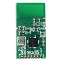 厂价直销 遥控接收RF模块A7105 2.4G 无线收发两用模块扫地机专用贴片