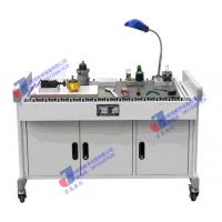 供应君晟JS-YJS型热销款液压元件拆装实训台 学生绘图桌 制图桌 液压实验台 减速器模型 注塑模具