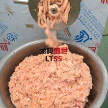 厂家供应冻肉绞肉机 鸡肉绞肉设备