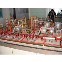 制糖生产工艺模拟系统模型