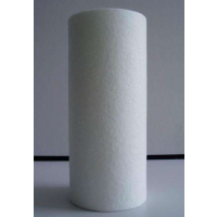 嘉硕环保滤器供应 20寸大胖滤芯 大流量过滤棉芯大号PP熔喷滤芯