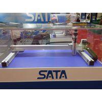 台湾SATA皮带模组系列。无尘螺杆模组。电动缸,精密旋转平台,欧规模组。