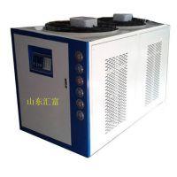 研磨机专用冷水机_汇富设备冷却机