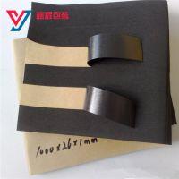 厂家供应 单面背胶EVA 白色EVA双面背胶 单面贴胶材料