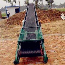 小麦装车用输送机 赣州市可升降皮带输送机 兴运供应