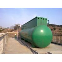 养猪场地埋式污水处理先进方法介绍