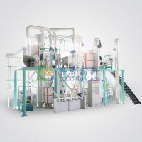 日产30吨玉米提胚制糁机组 玉米碴子机