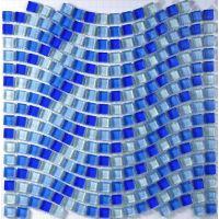 游泳池有砂马赛克 卫生间玻璃马赛克拼图拼花 电视背景墙瓷砖