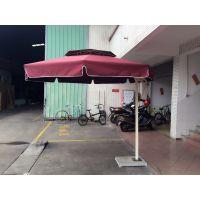 【艺玺源】户外高档铝合金单边伞 太阳伞 遮阳伞 休闲庭院伞