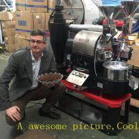 北京咖啡烘焙机 1KG烘焙机 咖啡豆加工设备 南阳东亿 厂家直销