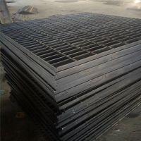 不锈钢网格厂家 U型水沟盖板 沙井盖板 地下室汽车坡道钢格栅板