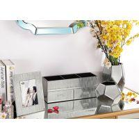 鸿茂玻璃厂家ODM家具软装定制琉璃创意饰品