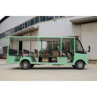 成都燃油观光车、14座燃油观光车(FYGD-14H)、四川景区燃油游览车