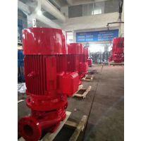 拉萨消防泵供应商XBD6.0/35G-L电动消防泵机组 水泵型号 无负压供水设备