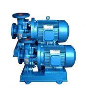 立式热水管道泵ISG/IRG40-160-2.2kw清水泵304不锈钢增压泵