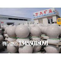 挡车石球500价格多少钱一个、泰州挡车石圆球、石球路障