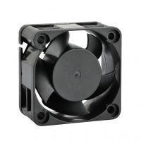 荃翰供应 4020散热风扇 12V 变频器散热风扇