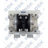 美国进口BSK气动隔膜泵耐腐蚀防泄漏.涂料泵BP06PP-P991-B