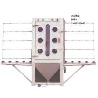 浙江通宝专业生产平板通过式手动喷砂机TB1780-A 玻璃喷砂机 玻璃磨砂 石材磨砂 增加摩擦力