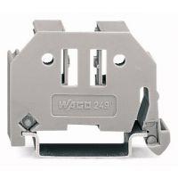 WAGO 德国原装万可 249-117 终端挡块 宽度10 mm
