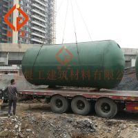 广州晨工生活污水处理钢筋混凝土化粪池量身定制