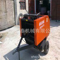 厂家批发制造捡拾型打捆机 拖拉机带动自走式打包机