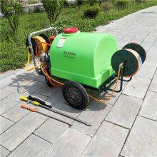 批发零售300L园林绿化洒水车 多用途养猪场消毒清洗机 志成拉管式打药机