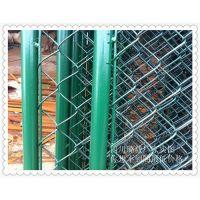 成都足球场围栏、体育隔离栏产品通过ISO9001质量体系认证 四川璐毅围栏工程公司生产,