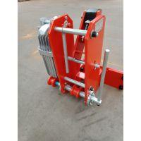 YFX-710防风铁楔制动器 龙门吊电力液压防风铁楔 安全行车装置 澳尔新牌