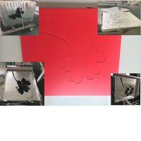 嘉兴连锁店门头雕花铝单板 镂空铝单板 按CAD图纸订做