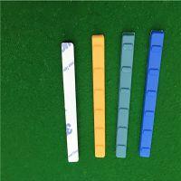 环保无味绝缘胶垫 条纹防滑3mm硅胶脚垫