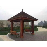 上海市菠萝格|山樟木|定制实木亭子就到上海力寻木业厂家直销
