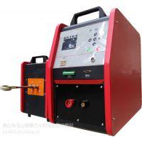供应泰之斗DIH-40双工位高频感应钎焊视液镜空调制冷配件感应钎焊机
