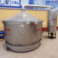 曲阜酿酒设备厂址 RD-300型不锈钢环保电加热烧酒设备