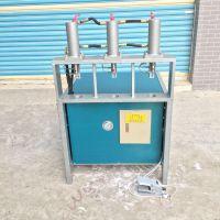 液压打孔冲弧设备不锈钢防盗网加工冲孔设备生产厂家
