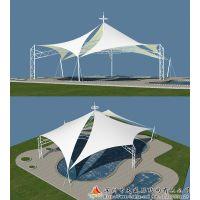 休闲景观亭、公园标志性小品、市政绿化景观膜、专业景观膜结构设计安装