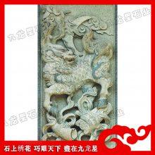 浮雕松鹤延年 大型浮雕墙 质优价廉