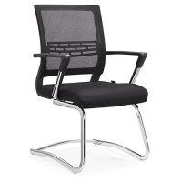 广东椅众不同家具生产办公椅公司职员椅会议椅学校培训椅简约现代弓形椅网椅