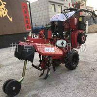 志成生产大棚汽油开沟培土机草莓土豆种植机农用田园管理机开沟机