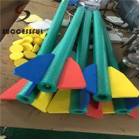 东莞胜月生产 优质环保防火儿童玩具 异形EVA海绵导弹头 火箭筒