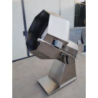全自动八角拌料机 半自动八角拌料机 圆筒拌料 料筒304制作 厂家直销定制
