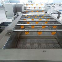 鲜姜清洗加工流水线 坚固耐用抗腐蚀 蔬菜去毛发清洗机 佳美