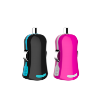 MINI汽车手机充电头厂家直销产品,创盈达承接ODM/OEM订单